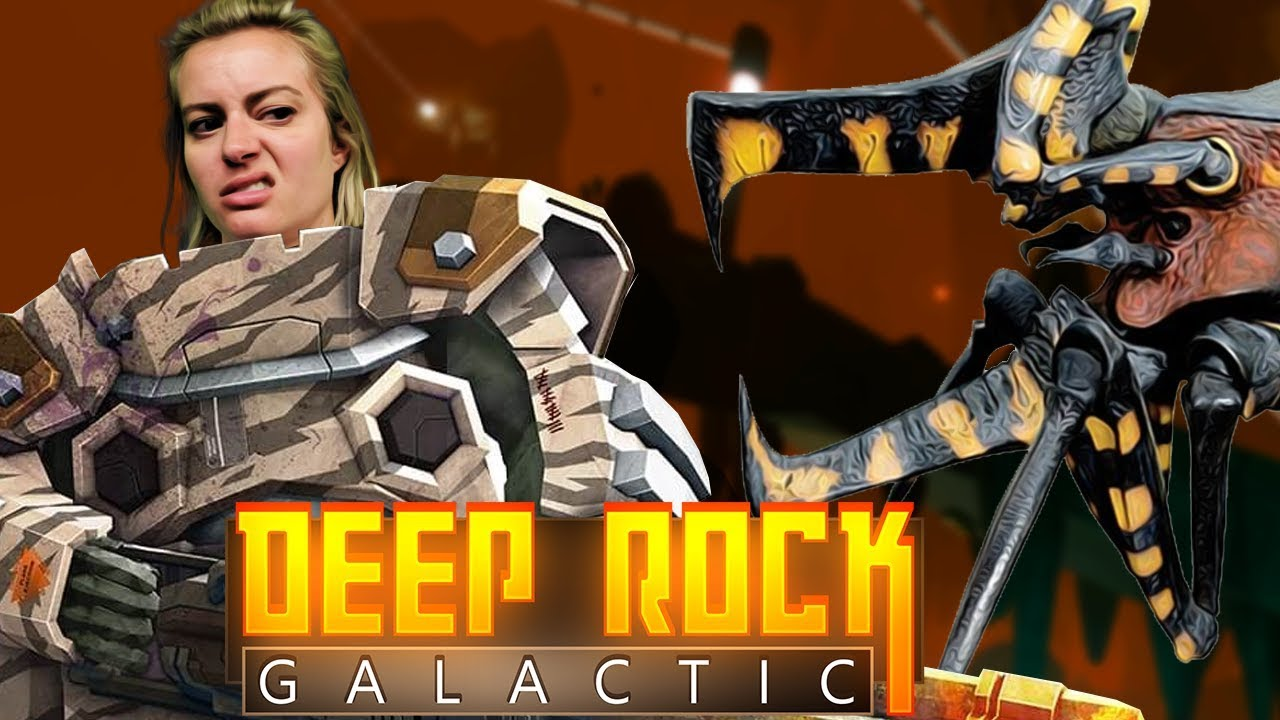 DRILLED HARD - Deep Rock Galactic Gameplay Part 2