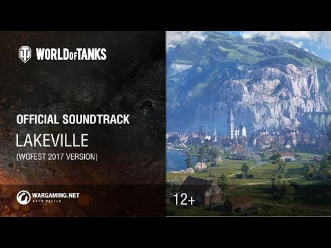 World of Tanks – Official Soundtrack: Lakeville