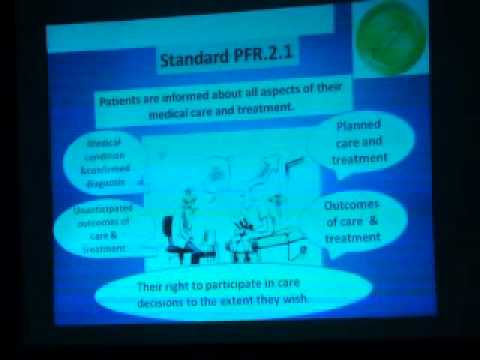 Joint Commission International Standards of Patients and Family Rights