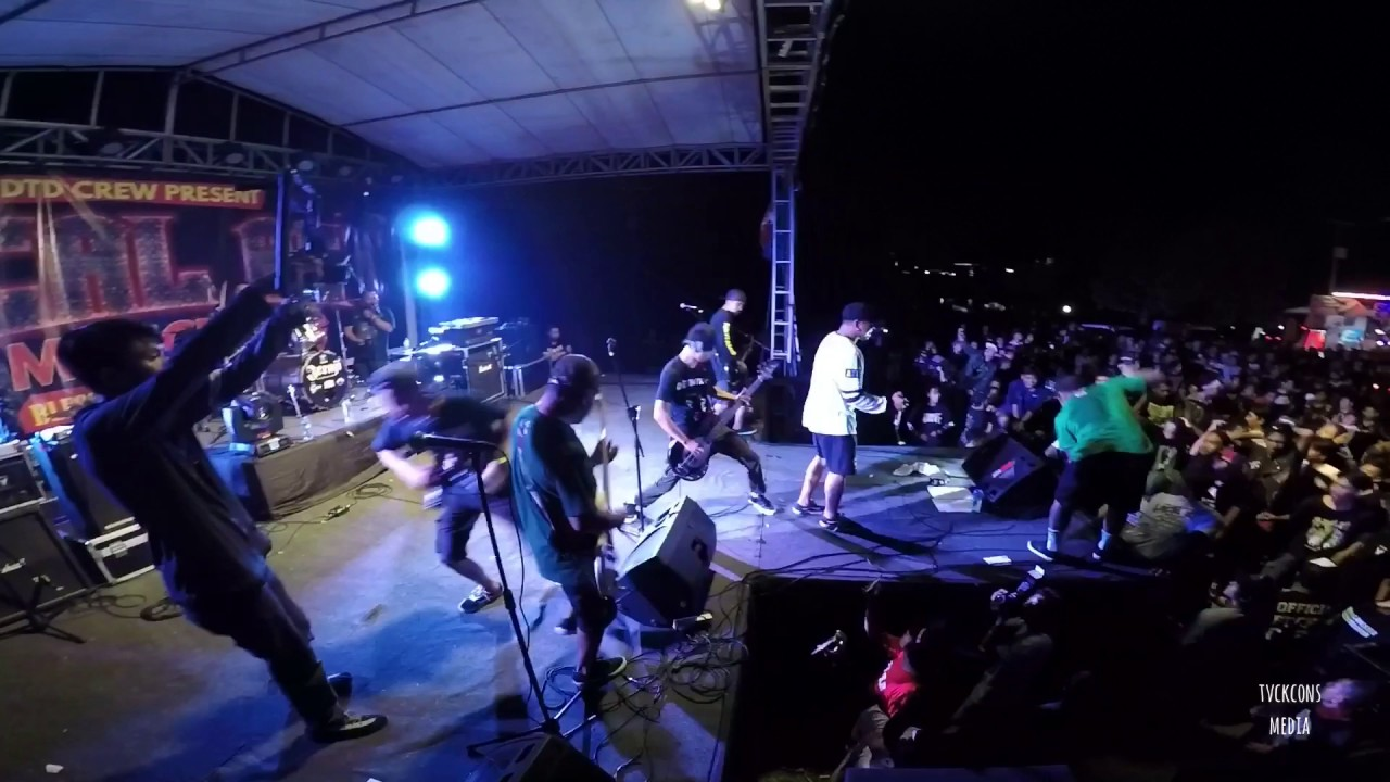 Black t shirt tambah lagi - Jeruji Lawan Feat Agus Dedi Damage Machine Mdly Racing Gun