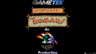 The Humans gameplay (PC Game, 1992)