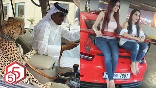 5 Hal Gila Dan Unik Yang Cuma Ada Di Dubai