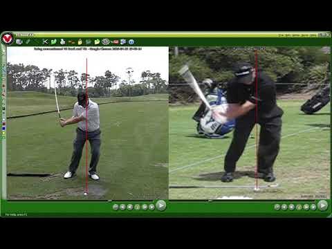 Right Sided Swing Vs Stuck & Tilt