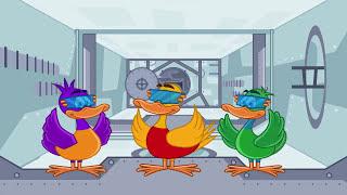 kaczuszki piosenki dla dzieci bajubaju tv