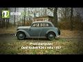 Opel Kadett K36 z roku 1937