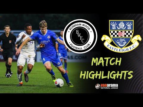 Boreham Wood Eastleigh Goals And Highlights