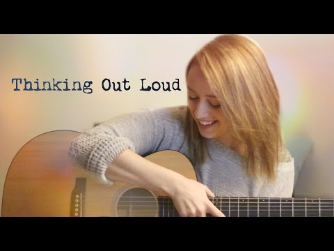 Thinking Out Loud Cover (Live Session) || Anna Clendening
