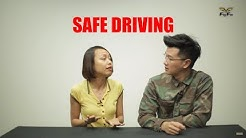 How to encourage someone to drive safe with AXA FlexiDrive!
