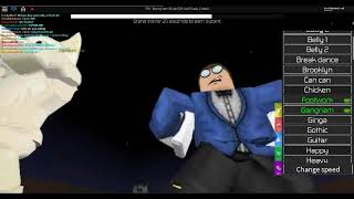 The funniest Roblox dance you will ever see