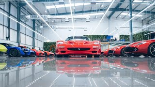 NVN London Launch Party - Supercars Assemble!