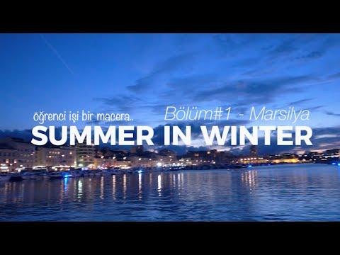 MARSİLYA'DA SOKAKTA YATMAK! - SummerinWinter #1