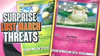 NEW LOST MARCH deck with Fairy threat with Cottonee! [Pokemon TCG Online]