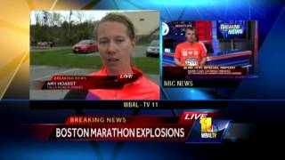 Local running clubs check on members in Boston