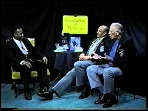 Conversations in Monrovia; Ralph Walker interviews Tuskegee Airmen