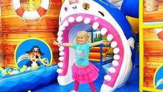 Игровая площадка - Детская песня | Песни для детей от Кати и Димы