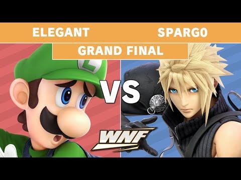 WNF 2.11 Elegant (Luigi) vs Sparg0 (Cloud) - Grand Finals - Smash Ultimate
