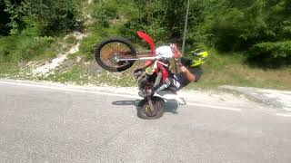 HM 50 STUNT || WHEELIE IS NOT A CRIME