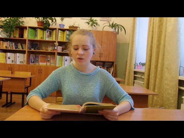 Изображение предпросмотра прочтения – АнастасияФилина читает произведение «К*(Янеунижусь пред тобою…)» М.Ю.Лермонтова