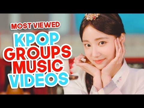 «TOP 50» MOST VIEWED KPOP GROUPS MUSIC VIDEOS OF 2018 (July, Week 1)