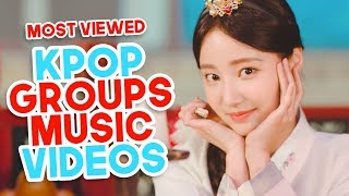«TOP 50» MOST VIEWED KPOP GROUPS MUSIC VIDEOS OF 2018 (July, Week 1)