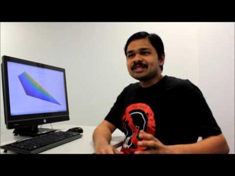 Karthik Suresh, from India, Computational Mechanics