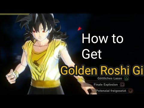 Dragon ball z xenoverse 2 golden gi jugar a quest for the golden dragon
