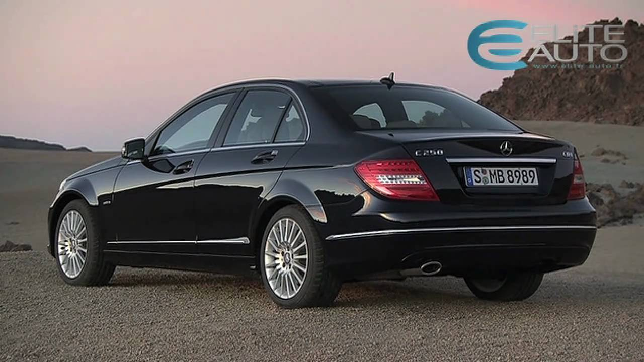 essai mercedes classe c 250 cdi blue efficiency classic 2 2l youtube. Black Bedroom Furniture Sets. Home Design Ideas
