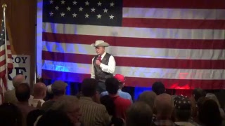 Live: Judge Moore rallies in Fairhope, Alabama