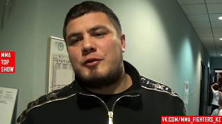 Мурод Хантураев - Азиатский Медведь / ИНТЕРВЬЮ