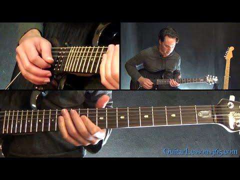 Guns N' Roses – Estranged Guitar Lesson Pt. 1