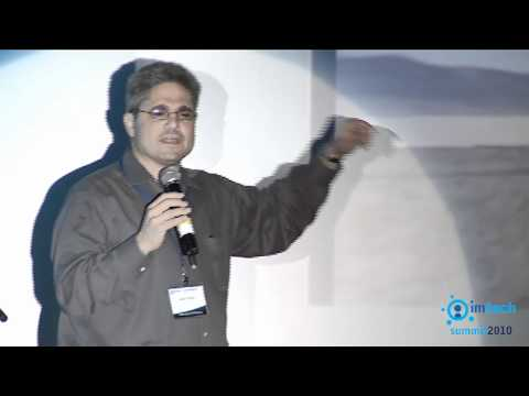 ImmersiveTech Summit 2010 - Dr. Mark Bolas - From Here to There to Here