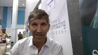 Ronald Ivarsson im Interview mit Eric Standop