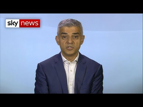 Knife Crime Crisis - Sadiq Khan: 'The causes are complex'