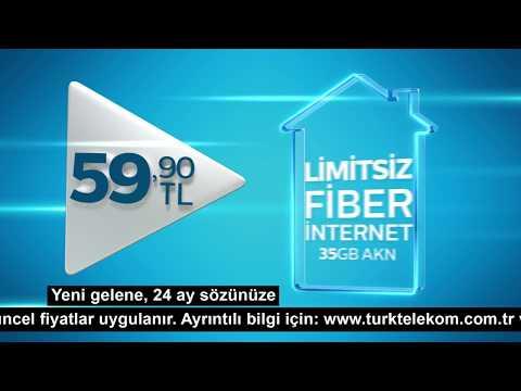 Türkiye'nin Fiber Gücü Türk Telekom'a Gelen Evler Uçuşa Geçiyor Reklam Filmi