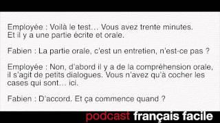 Apprendre le français : dialogue français