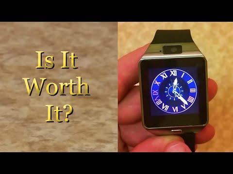DZ09 $20 Smartwatch Review - Best Cheap Smartwatch of 2016?