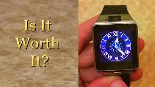 DZ09 $20 Smartwatch Review - Best Cheap Smartwatch of 2016?