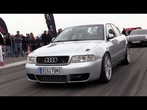 700hp tuned audi s4 b5 acceleration sounds youtube. Black Bedroom Furniture Sets. Home Design Ideas