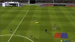 Actua Soccer 3 gameplay (PC Game, 1998)
