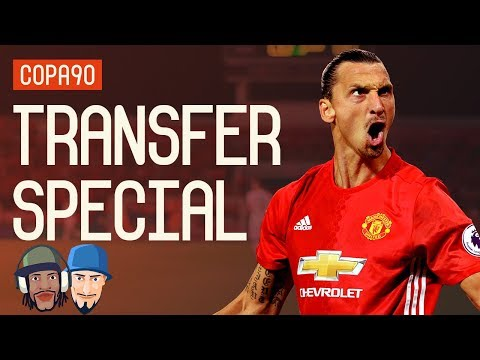 Zlatan Ibrahimovic To Re-Join Man United This Season? | Comments Below Transfer Special