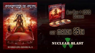 MONSTERS OF METAL -  VOL 10 (OFFICIAL TRAILER)