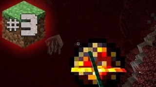 Axel Gaming Minecraft - Ep. 3 - La population augmente, expédition Nether Quartz