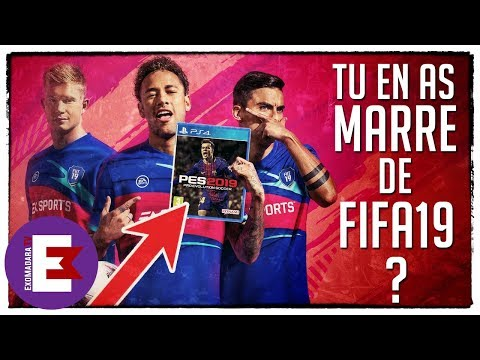 TU EN AS MARRE DE FIFA19 ? ALORS REGARDE CETTE VIDÉO !