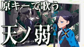 天ノ弱 covered by アメノセイ【毎日歌動画8日目】1Chorus