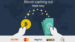 Coinizy - обмен Bitcoin (Биткоин) на PayPall, OkPay, Кредитную карту(, 2016-01-14T15:15:56.000Z)