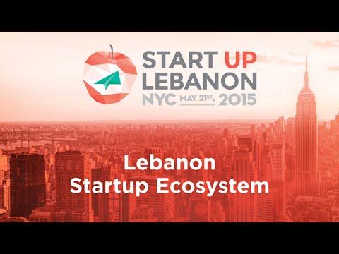 Panel - Lebanon's Startup Ecosystem