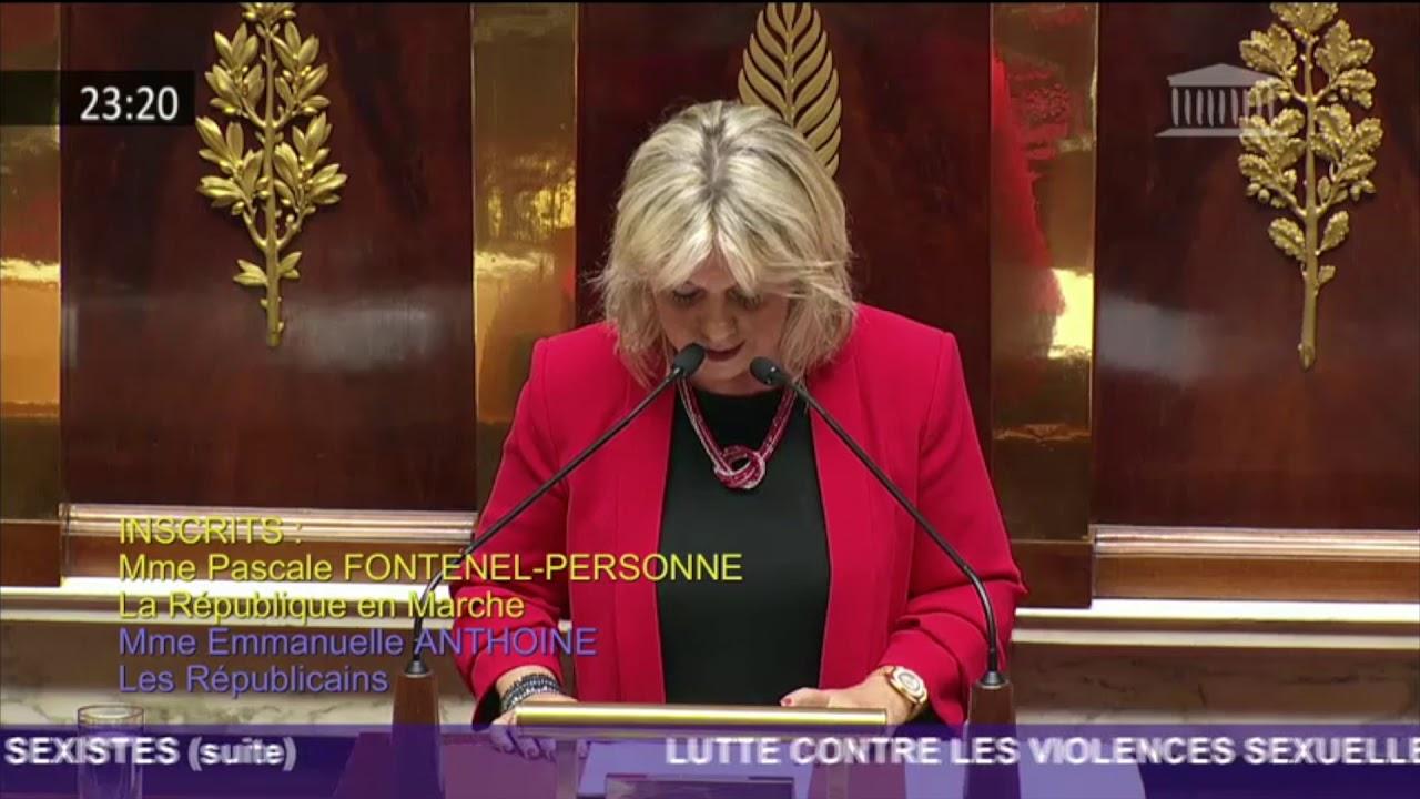 Intervention 15/05 - Projet de loi renforçant la lutte contre les violences sexuelles et sexistes