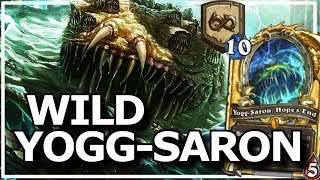 Hearthstone - Best of Wild Yogg- Saron