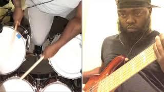 "Janelle Monae - Django Jane ""James JDUBB Wright - on Drums X 6 Strangs - Bass"""