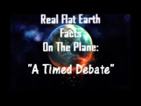 "RFEFP ""Real Flat Earth Facts On The Plane"" Part 19; thumbnail"